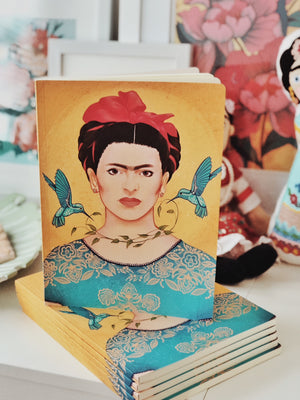 Frida notebook