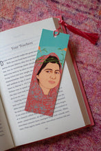 Malala, Change quote, bookmark