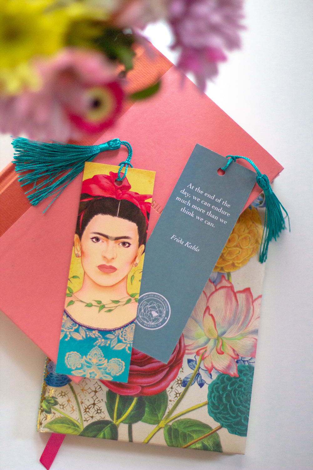 Frida, Endure, bookmark