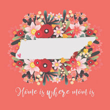 Tennessee, Where Mom Is, Glicee Print