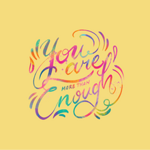 Enough, Giclee Print