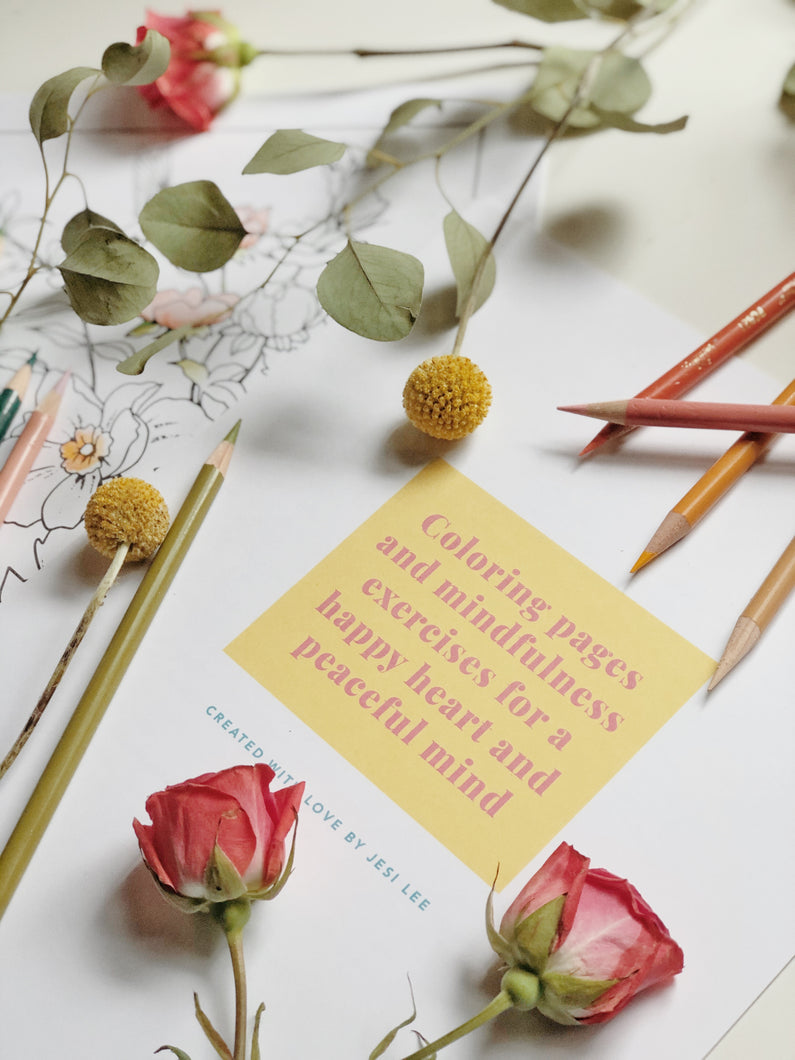 Art & Mindfulness Activity Packet