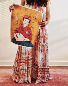 Limited Edition Frida Kahlo Print