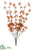 Mini Dogwood Bush - Rust - Pack of 12