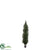 Outdoor Cedar Tree - Green - Pack of 1
