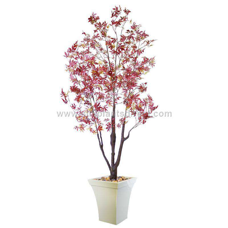 Artificial Japanese Maple Tree Silk Maple Trees Faux Japanese