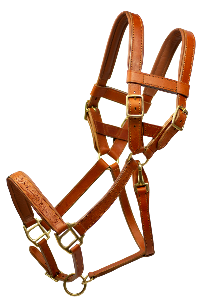 NEXAVER® LEATHER HALTER