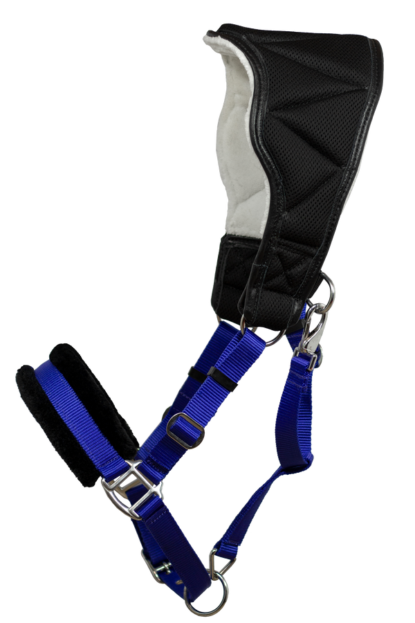 NEXAVER® CARE HALTER WITH QUITTPAD® 3D TEXTILE