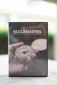 Ecclesiastes Sermon Series CD Set