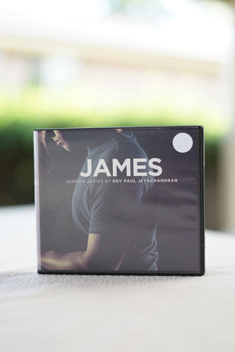 James Sermon Series CD Set