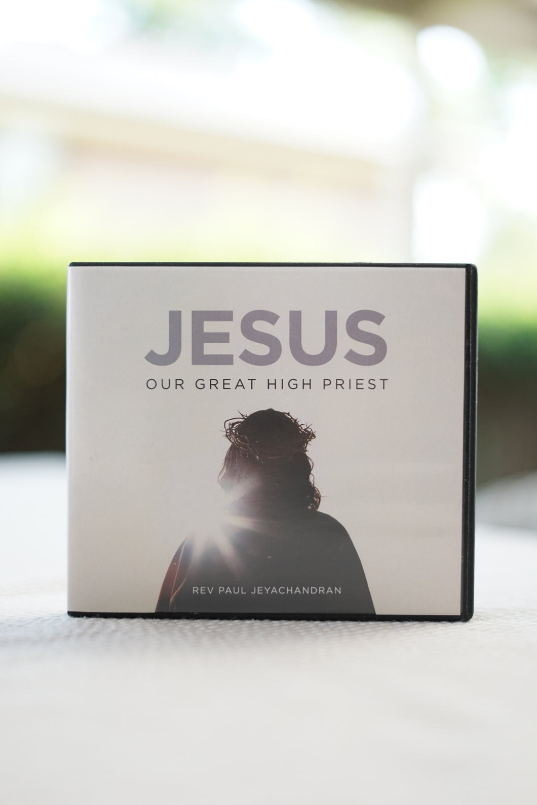 Jesus Our Great High Priest Sermon Series CD Set