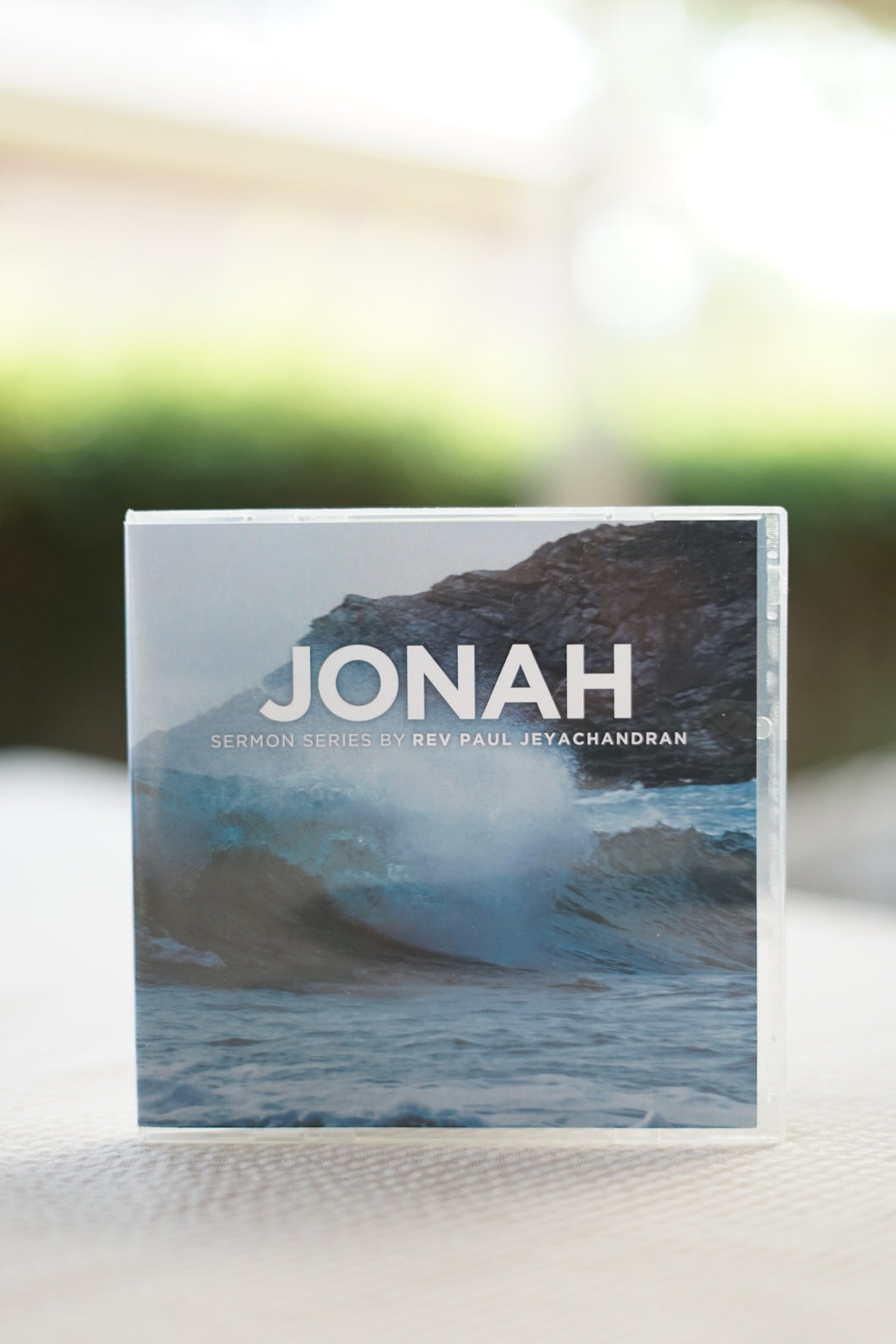 Jonah Sermon Series CD Set