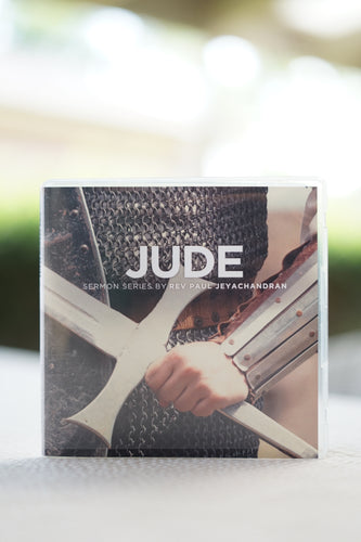 Jude Sermon Series CD Set
