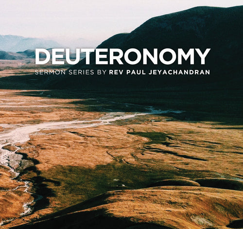 Deuteronomy Sermon Series MP3