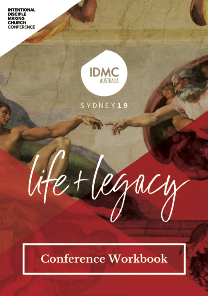 2019 IDMC Conference: Life & Legacy Workbook