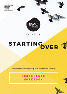 2018 IDMC Conference: Starting Over Workbook