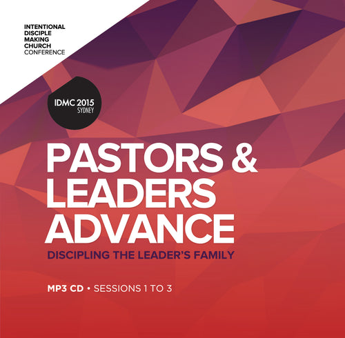 2015 IDMC Conference: P&L Advance - Disciplining the Leaders Family MP3