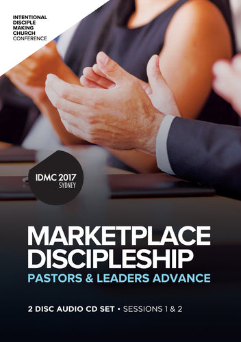 2017 IDMC Conference: P&L Advance - Balancing Life's Demands and Into the Lion's Den CD Set