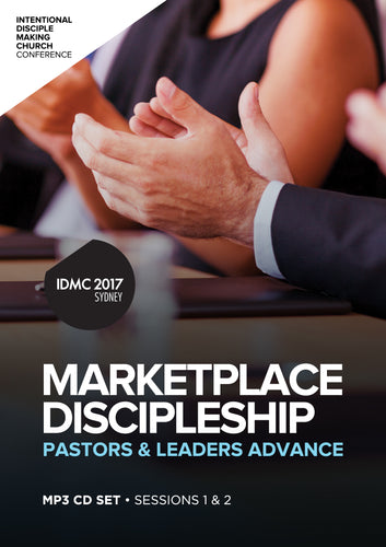 2017 IDMC Conference: P&L Advance - Balancing Life's Demands and Into the Lion's Den MP3
