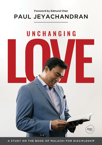 Unchanging Love - Paperback Version