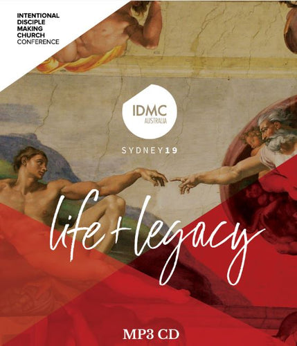 2019 IDMC Conference : Life & Legacy MP3