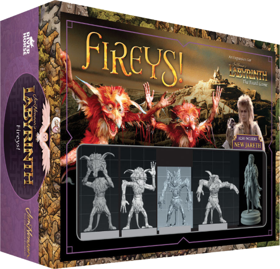 Labyrinth Fireys Expansion