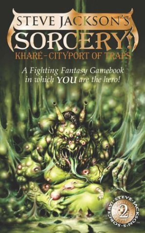 Fighting Fantasy Sorcery 2 City of Traps