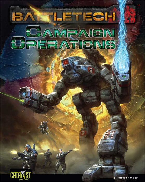 Battletech Campaign Operations