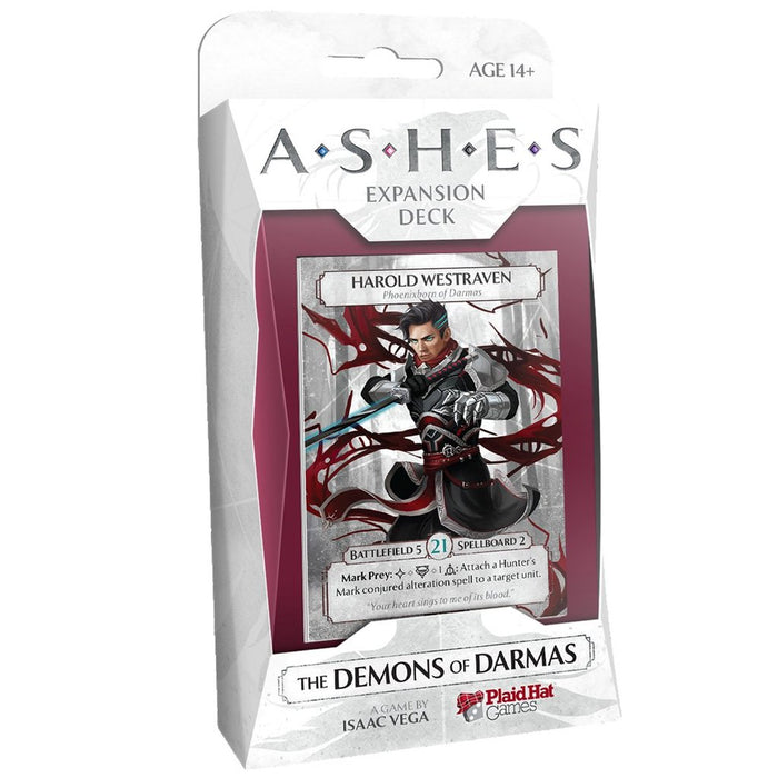 Ashes The Demons of Darmas