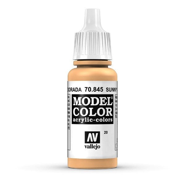Vallejo Model Colour Sunny Skintone 17 ml