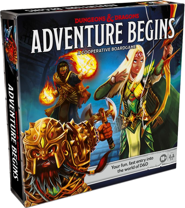 D&D: Adventure Begins CYBER MONDAY