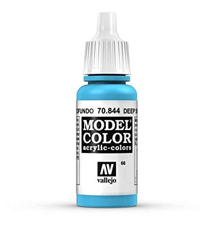 Vallejo Model Colour Deep Sky Blue 17 ml