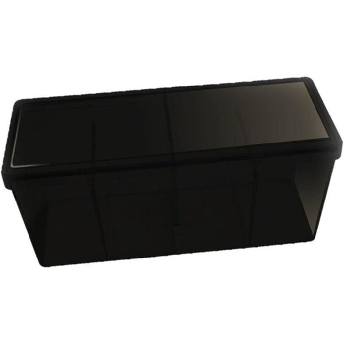 Dragon Shield Storage Box Four Compartments Black