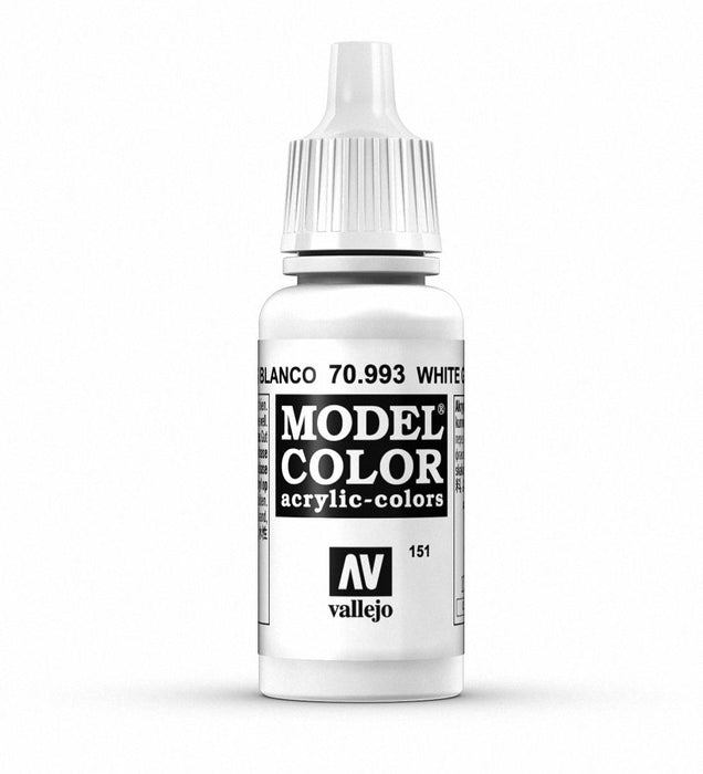 Vallejo Model Colour White Grey 17 ml