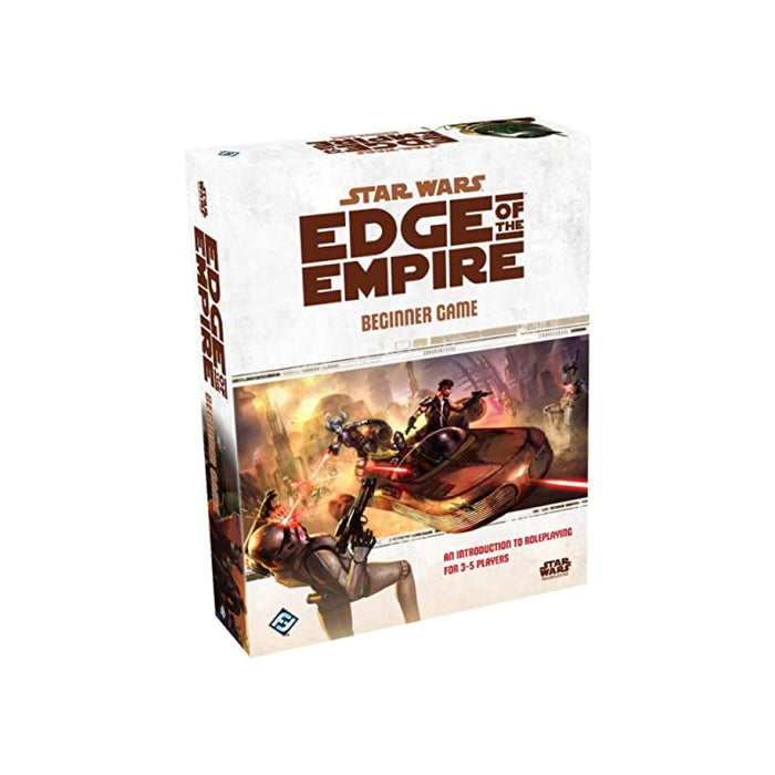 Star Wars Edge of the Empire Beginner Game RPG