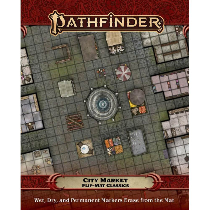 Pathfinder Accessories Flip Mat Classics City Market