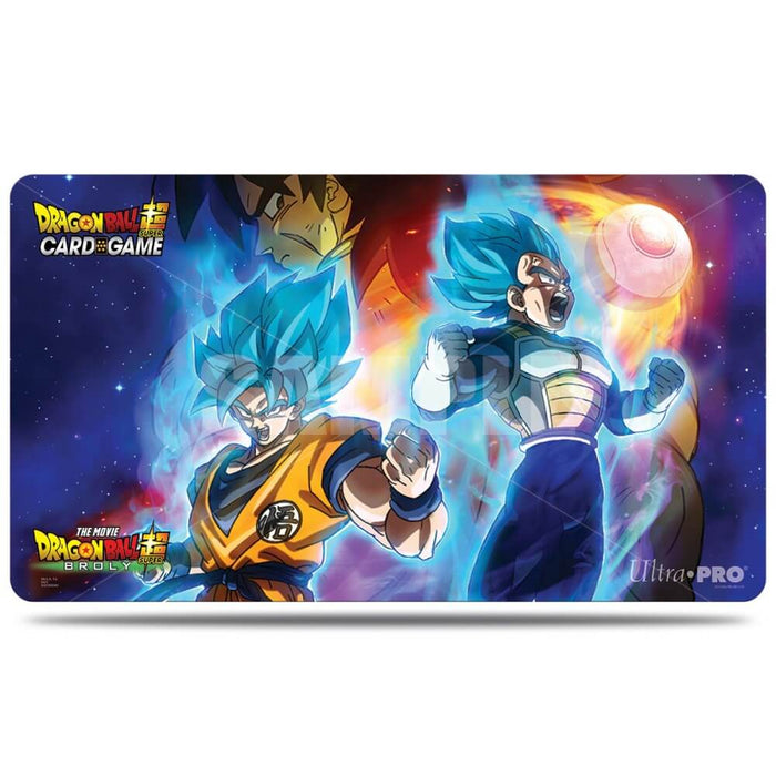 Dragon Ball Super Playmat Vegeta Goku and Broly