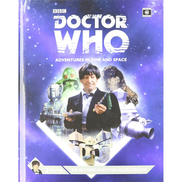 Doctor Who The Second Doctor RPG