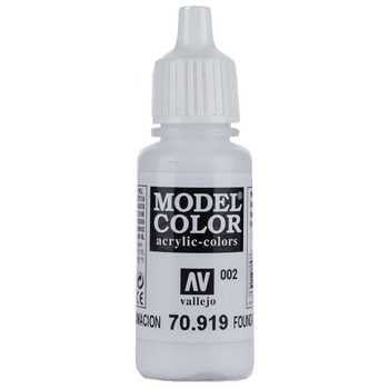 Vallejo Model Colour Foundation White 17 ml