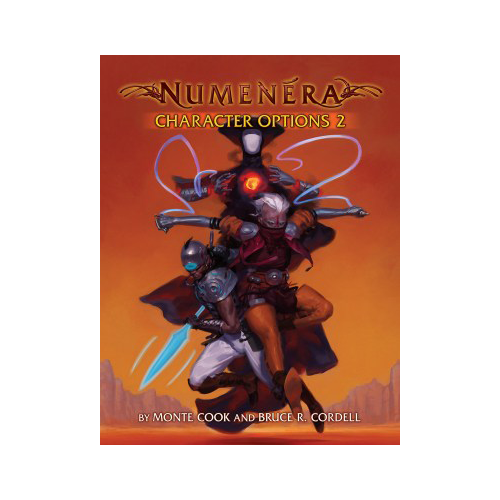 Numenera Character Options 2