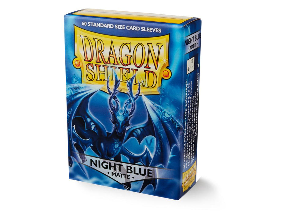 Sleeves - Dragon Shield - DS60 Japanese Classic Night Blue