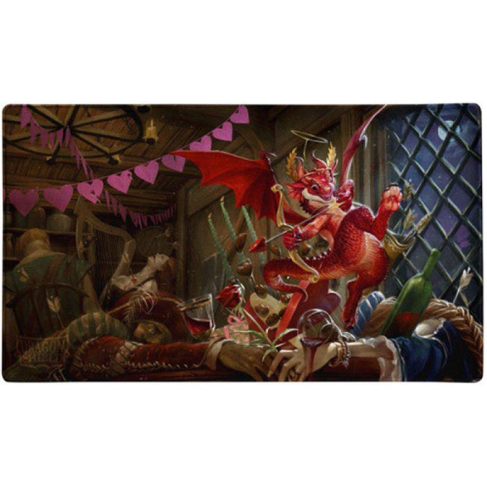 Playmat Dragon Shield Valentine Dragon 2020