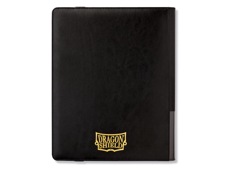 Dragon Shield Card Codex 360 Portfolio Black