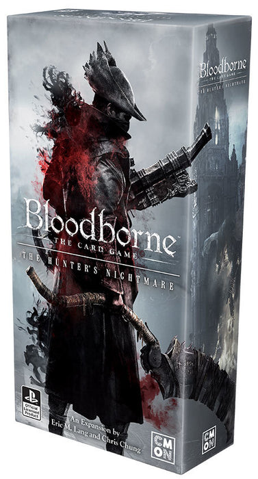 Bloodborne The Hunters Nightmare