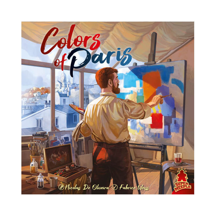 Color of Paris