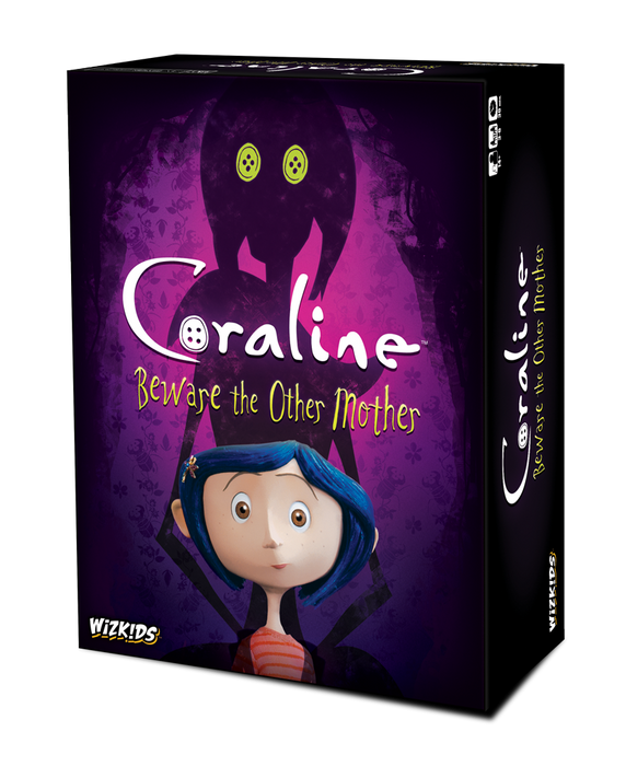 Coraline Beware the Other Mother
