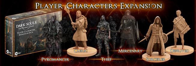 Dark Souls The Board Game Character Expansion