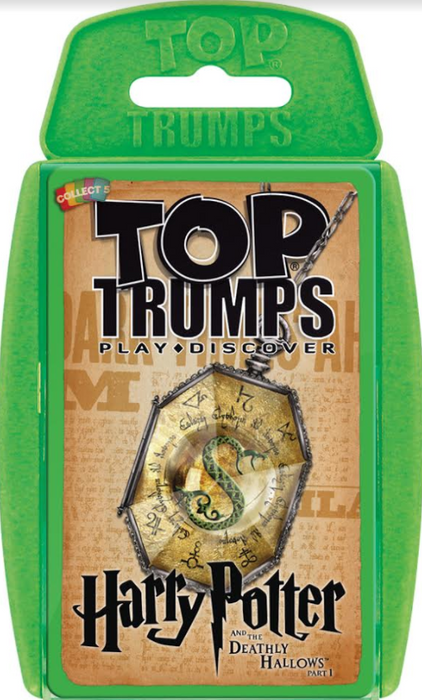 Top Trumps: Harry Potter and the Deathly Hallows Part 1