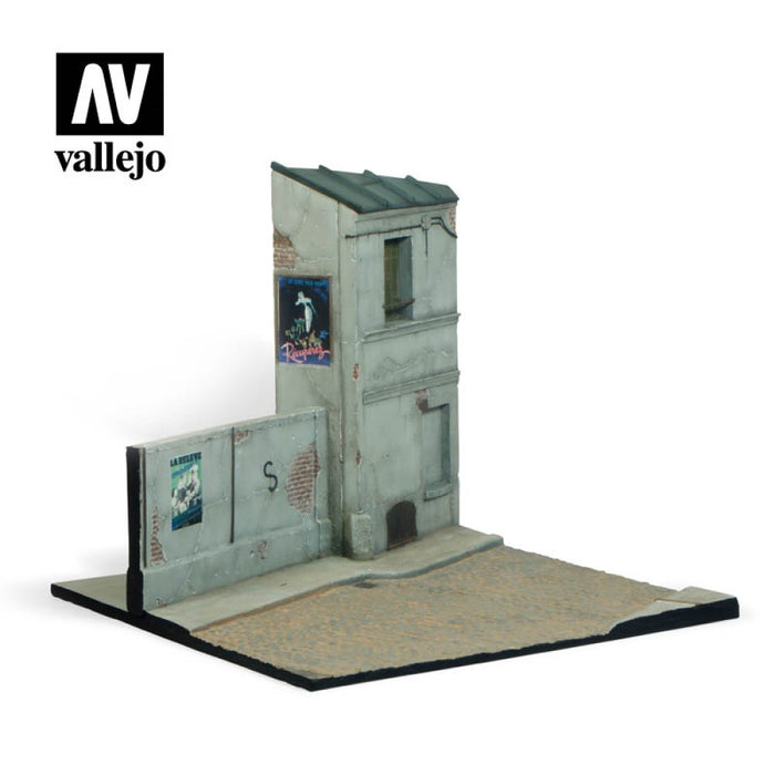 Vallejo SC108 French Street Scenic Base