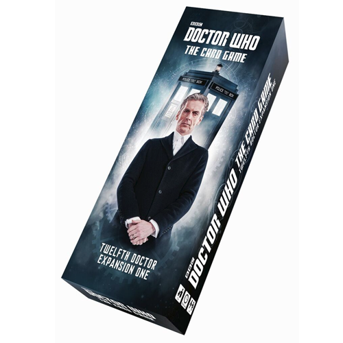 Doctor Who Card Game Twelfth Dr Expansion